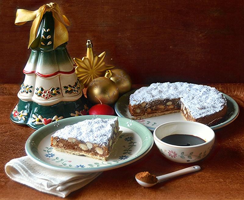 Buon Natale Qui Va Tutto Benone.Dolci A Go Go Panforte Di Siena Aromatizzato All Aceto
