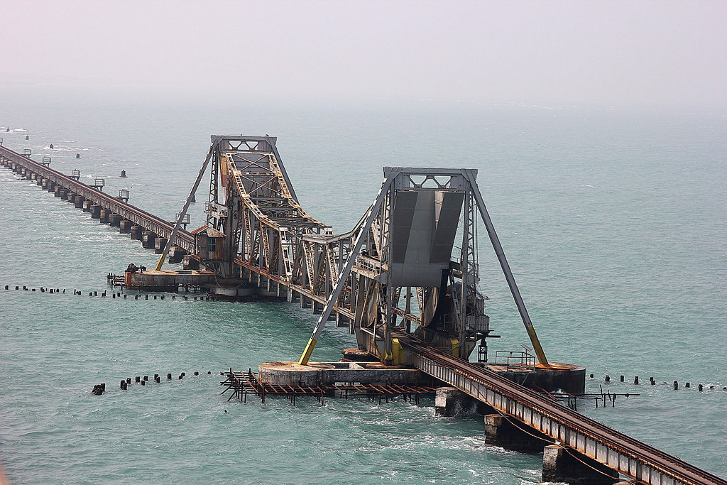 how to build a cantilever bridge