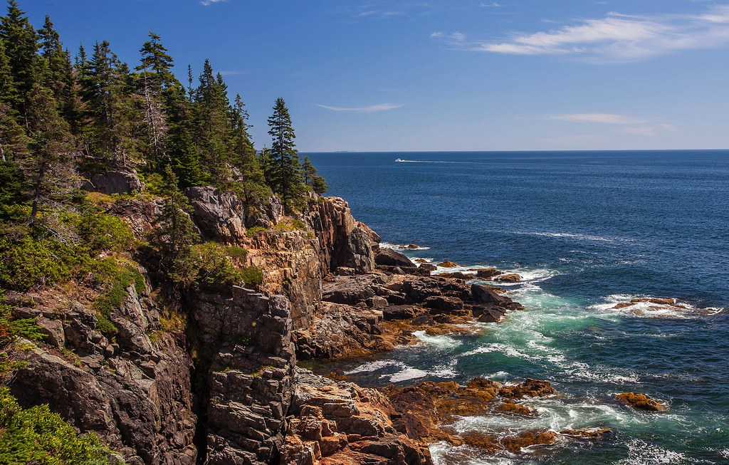 Mount Desert Island Another Name For Pebble Beach