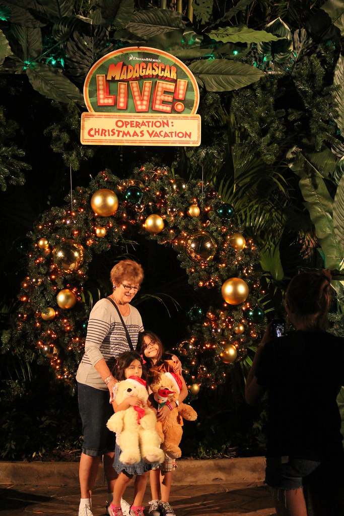 Christmas Town 2013 At Busch Gardens Tampa Inside The Magic Flickr