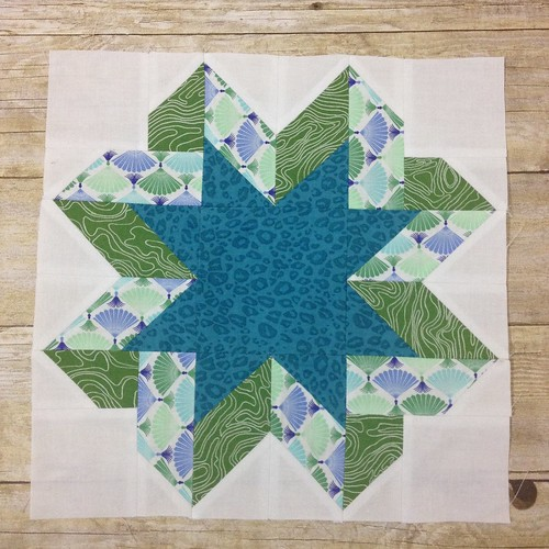 February do.Good stitches blocks for Humility Circle