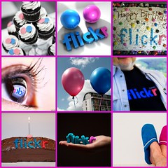 Happy 10th birthday, Flickr