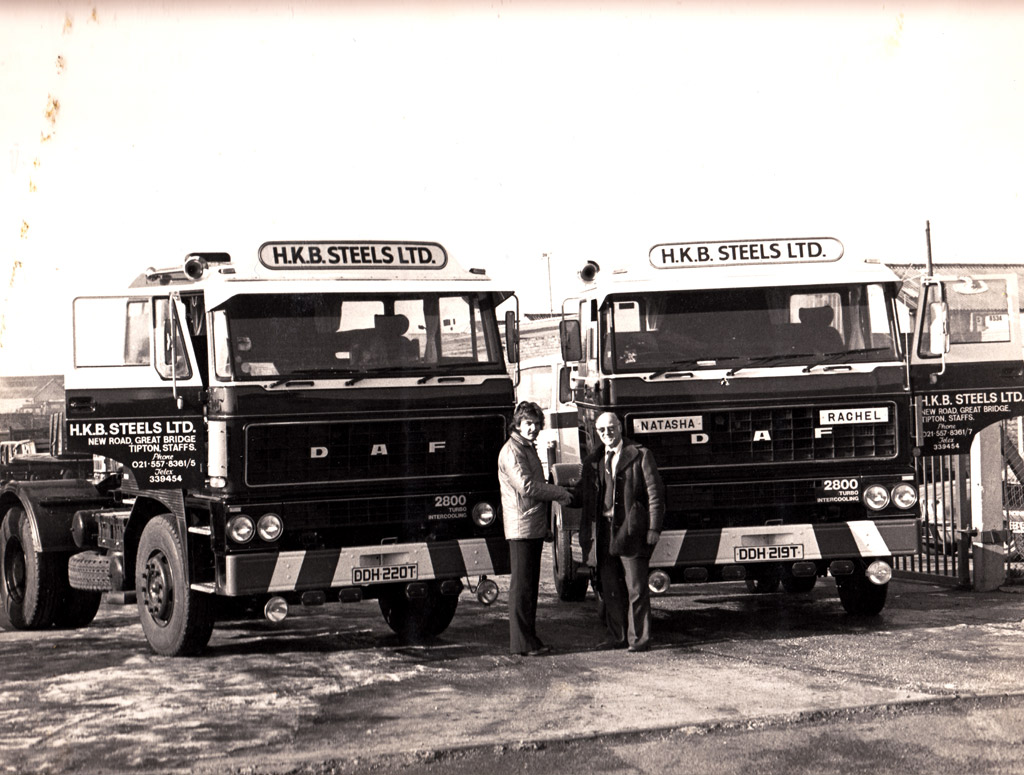 Keltruck company history