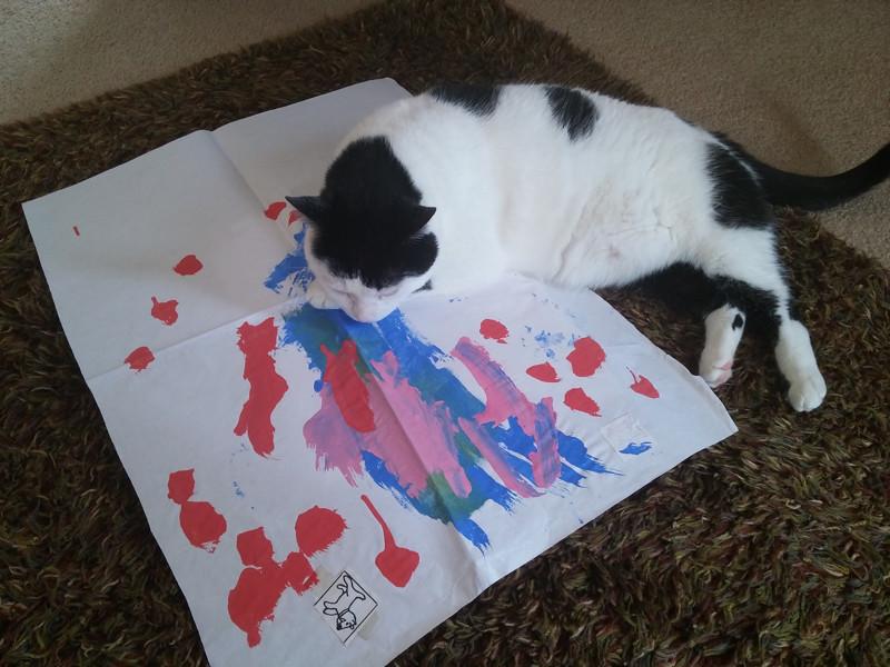 The Cat Life - Inner Artist