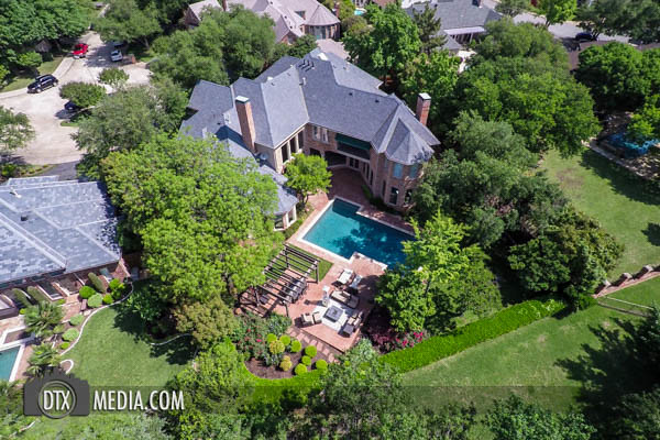 High End Aerial Real Estate Photography