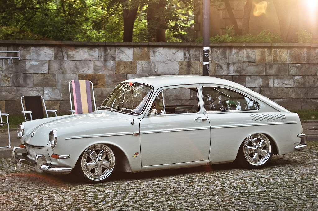 Volkswagen 1600 Tl Type 3 Fastback Visit And Follow My
