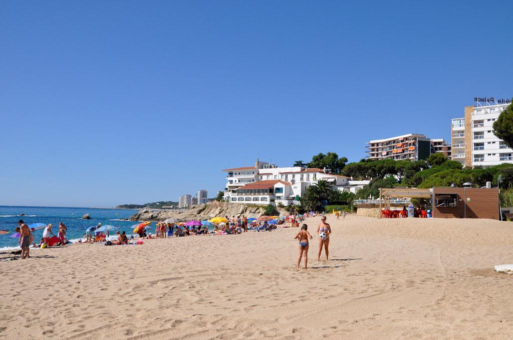 Cala Rovira Platja D Aro Espanha Living In Iberia