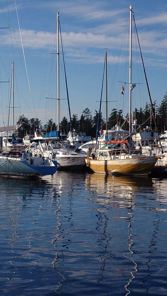 Marina Jobs North Vancouver Island