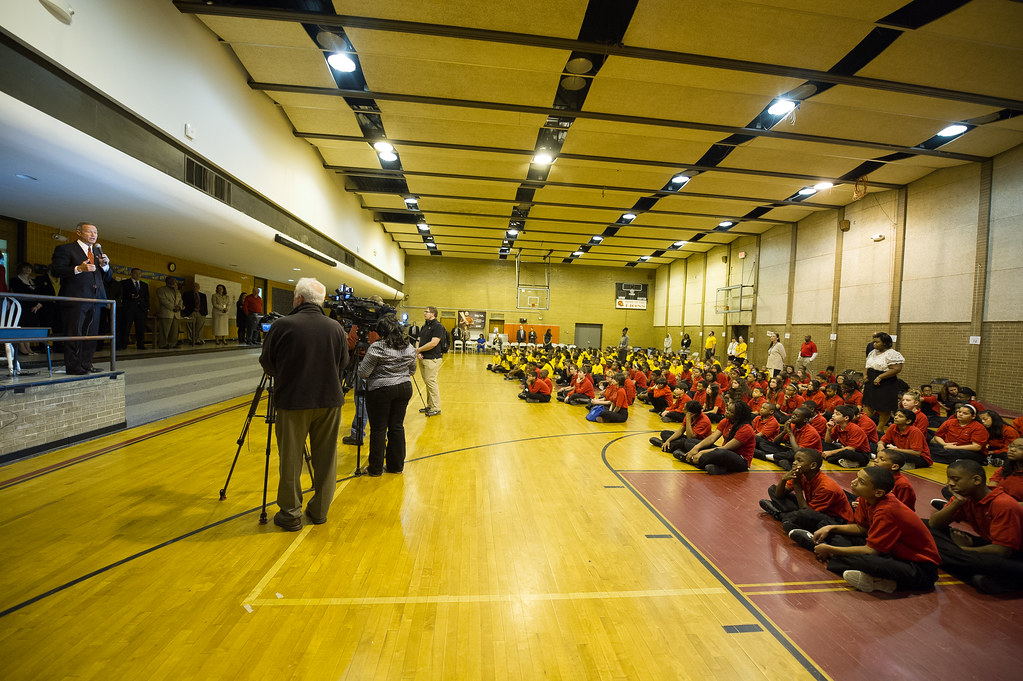 College Park Academy Ribbon Cutting | College Park Academy R ... Jay