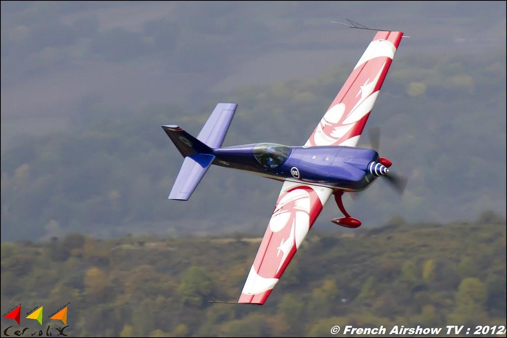 Equipe de Voltige de l'Armée de l'Air EVAA Cervolix Plateau de Gergovie Auvergne Comment faire photos de Meeting Aerien 2012
