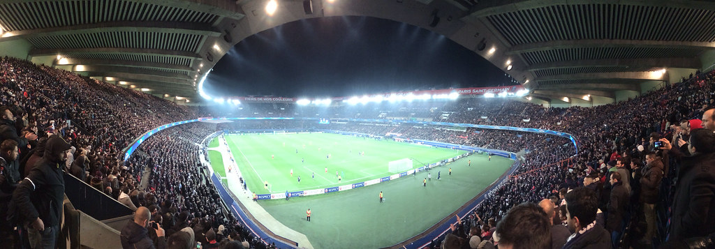parc des princes psg v olympiakos sean paull flickr. Black Bedroom Furniture Sets. Home Design Ideas