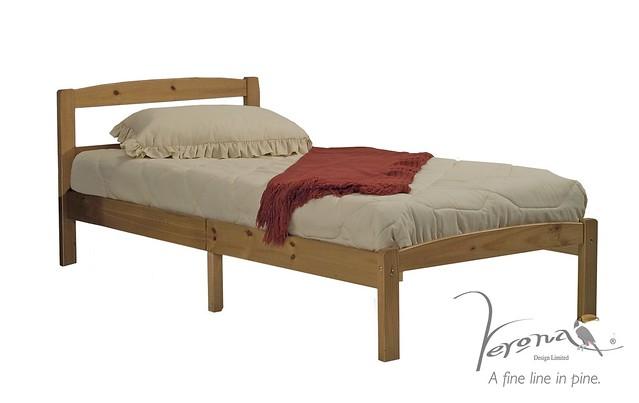 Slatted Bed Base For Memory Foam Mattress