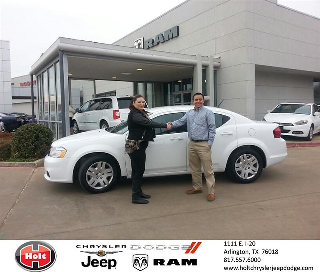 dodge avenger from jose lopez and everyone at holt chrysler jeep. Cars Review. Best American Auto & Cars Review
