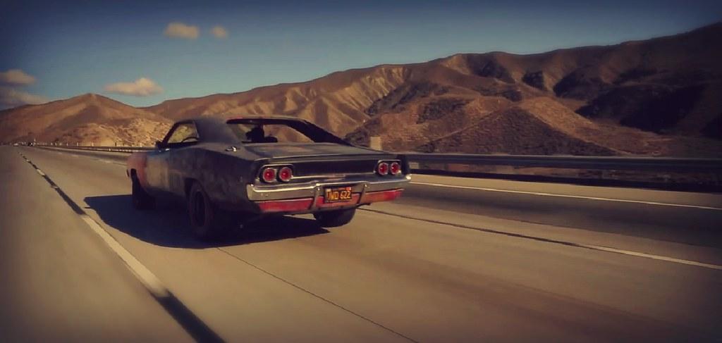 Desert Heart Dodge Charger Shamelessly Ripped From A