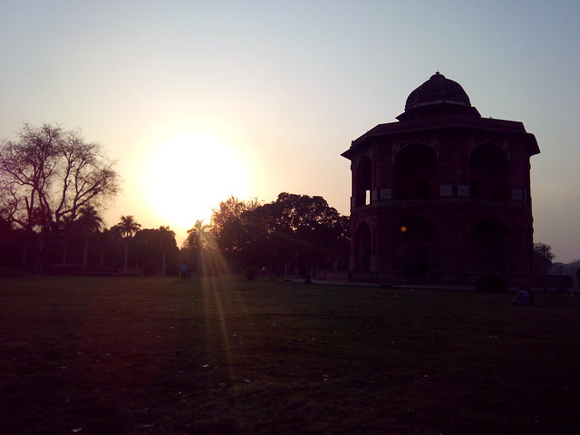 Sher Mandal in Purana Qila, Delhi