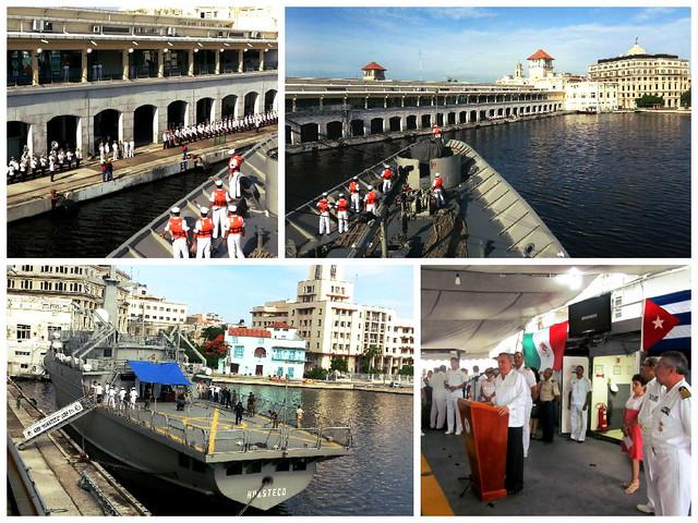 Visita a Cuba de El