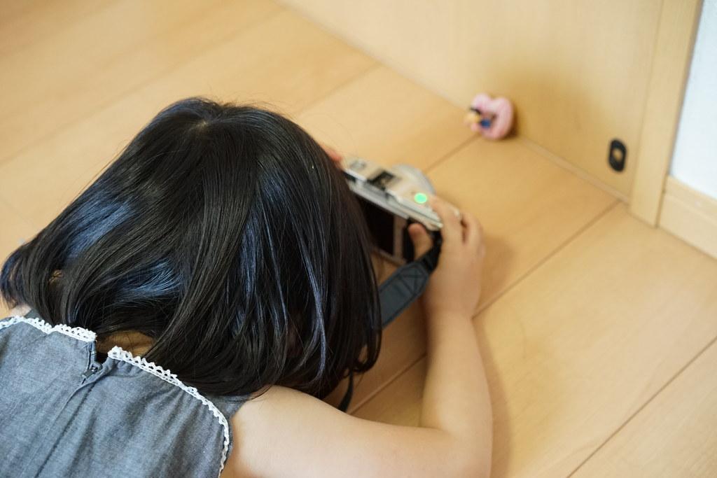 子どもとカメラ