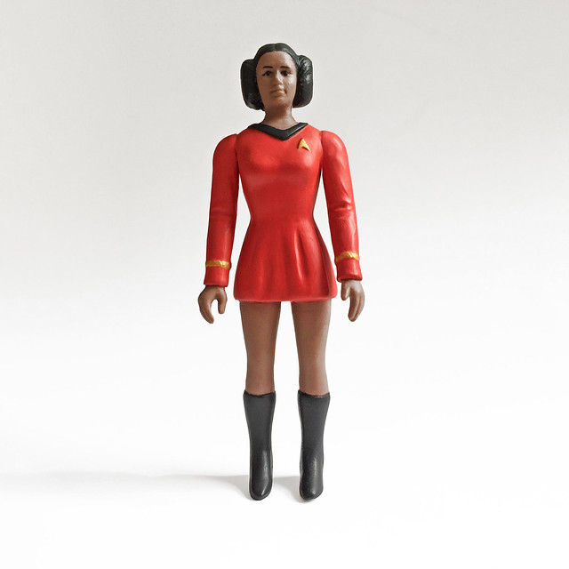 Lieutenant Princess Uhura by Junk Fed