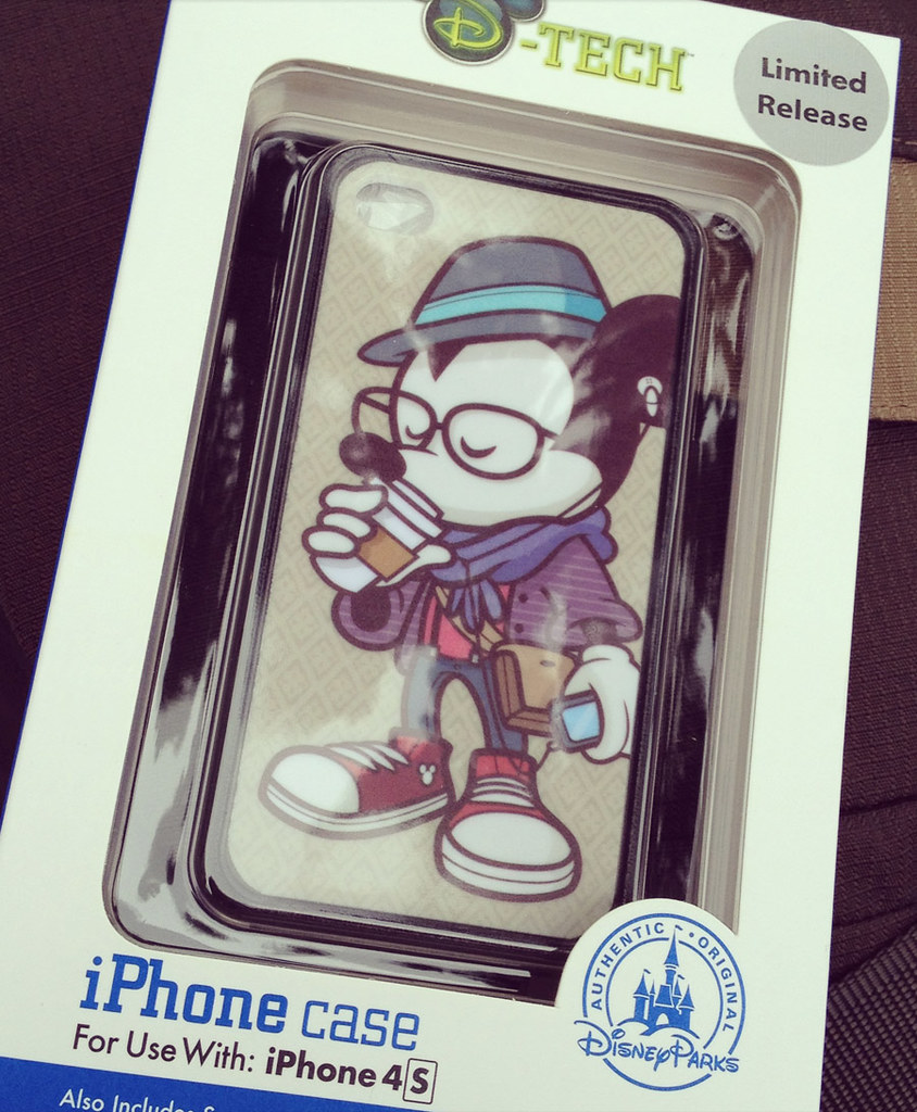 Hipster Mickey iPhone Case | My Hipster Mickey image is ...