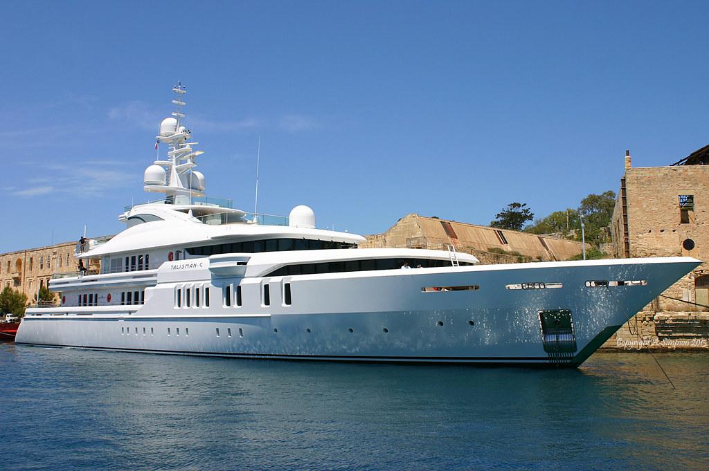 Yacht Crew Luxembourg: Talisman C Luxury Yacht - Manoel Island, Malta