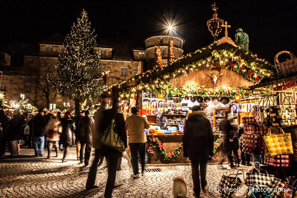 weihnachtsmarkt in deutschland ein typischer. Black Bedroom Furniture Sets. Home Design Ideas