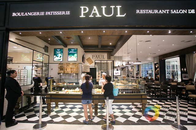paul boulangerie patisserie restaurant salon de the our