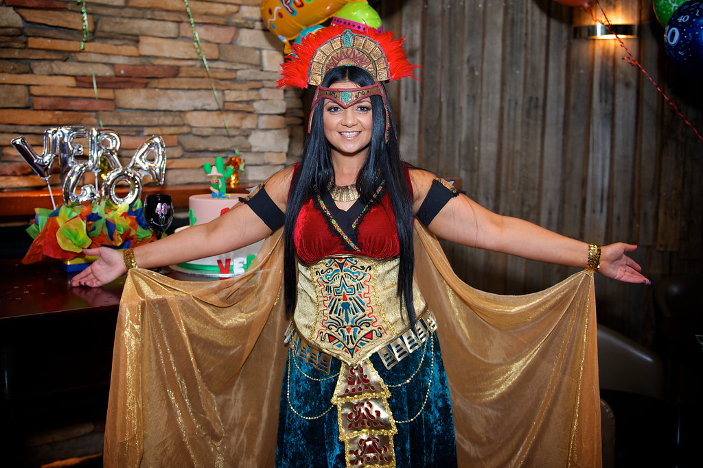 how to make a mayan costume
