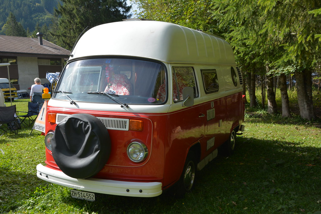 Vw Combi T2b Camper Quot High Roof Quot 7 Int Vw Bus Monster