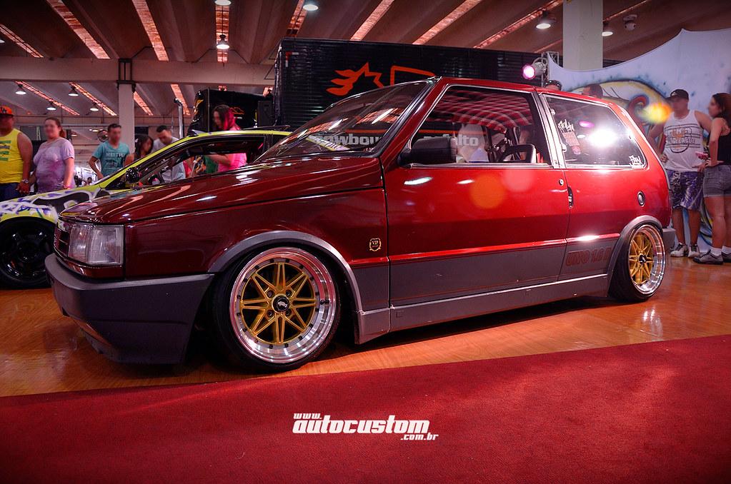 Fiat Uno Mais Fotos Desse Evento Www Autocustom Com Br