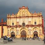 San Cristobal de las Casas, cathedral