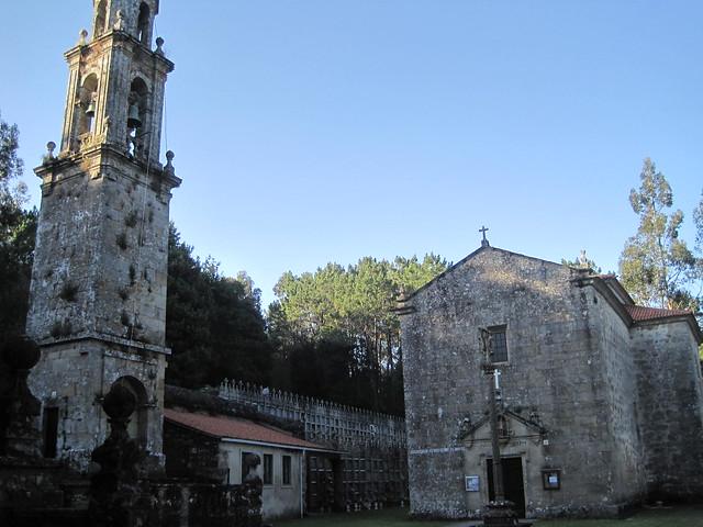 Iglesia de San Tirso de Cando