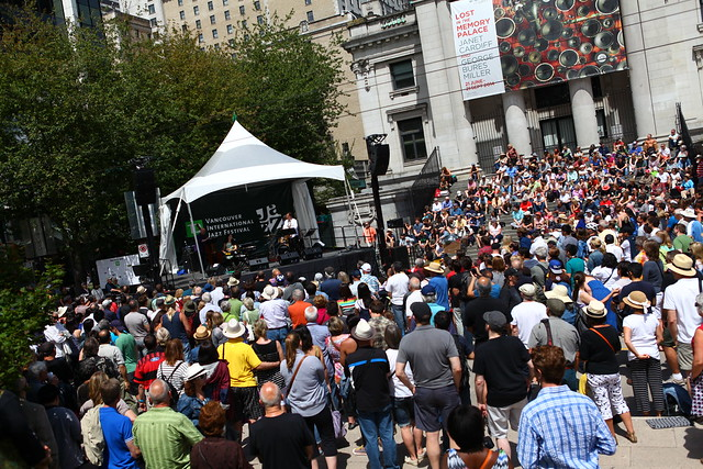 Vancouver International Jazz Festival 2014