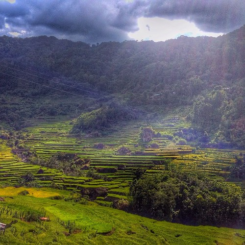 Nagadacan Rice Terraces in Kiangan, Ifugao #Unesco #Heritage #paradise #philippines #Ifugao