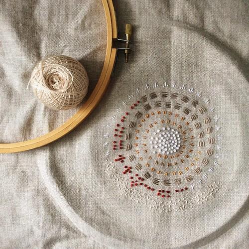 Stitch Journal, Day 341
