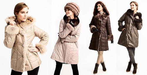 Одяг зимовий