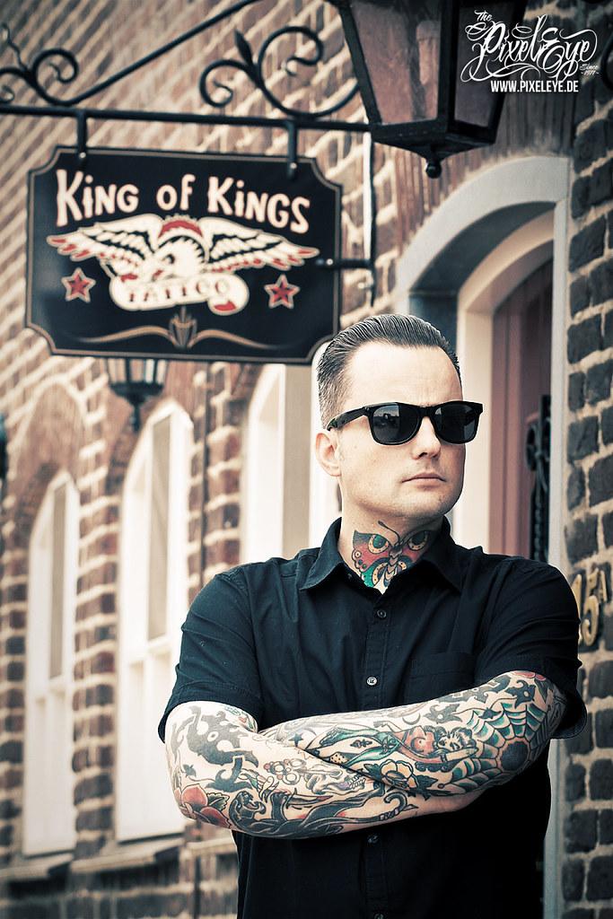 Sebastiaan of King of Kings Tattoo (2013) | The Pixeleye ...