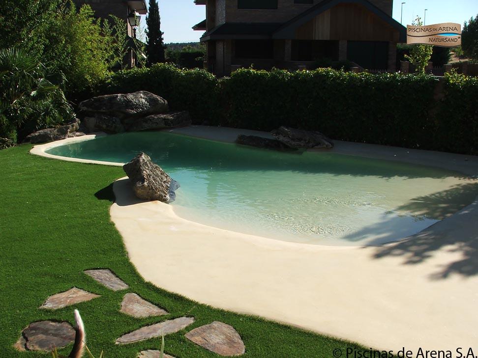 Piscinas de arena el rinc n m s especial de su hogar for Piscinas de arena