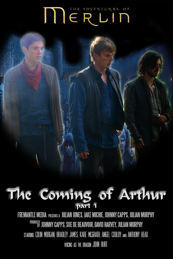 the coming of Arthur - part 1