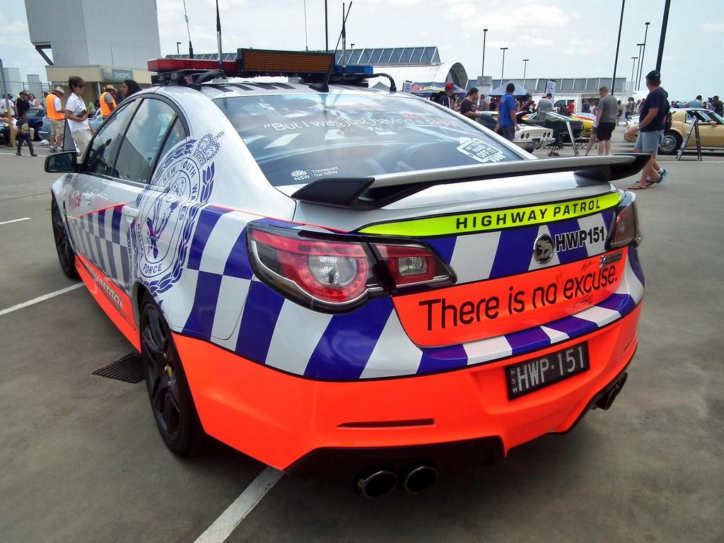 2013 Hsv Gen F Vf Gts Sedan Nsw Police 2013 Hsv Gen