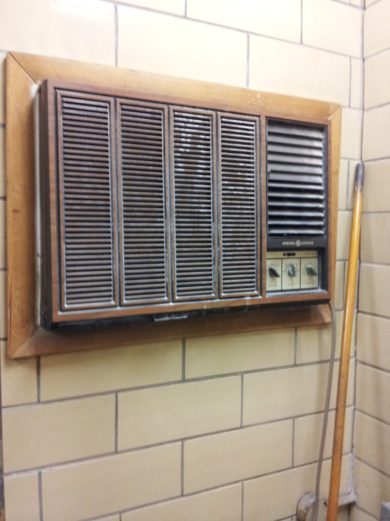 Early 80 S Ge Ac At My Workplace Inside Im Not Sure Who