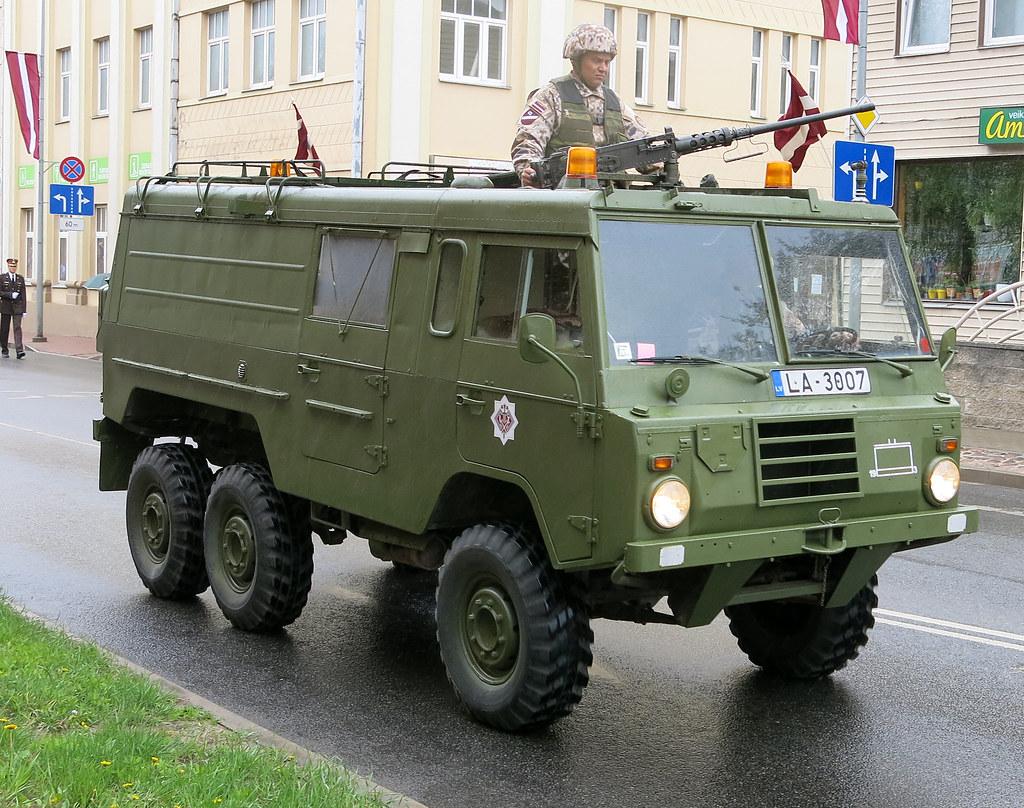 Latvian Army Volvo C306 6x6 | Observe The Banana | Flickr
