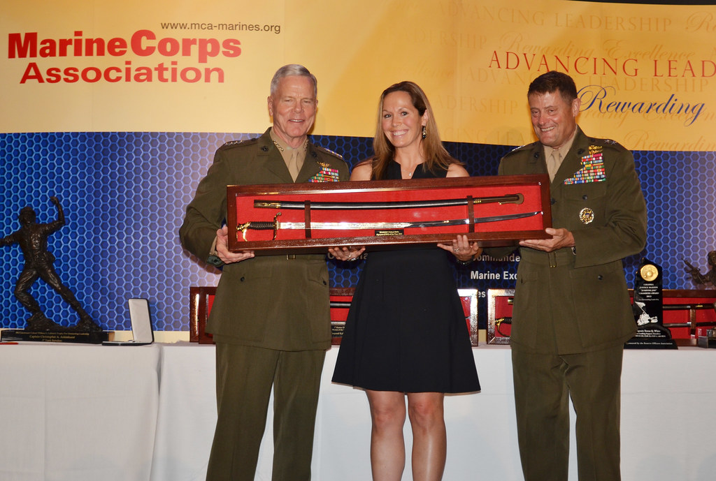 MARSOC NCO/Critical Skills Operator of the Year | MSgt ...