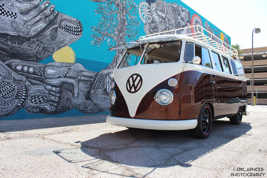 1963 Vw Kombi Volkswagen Bus Restored By Count S Kustoms