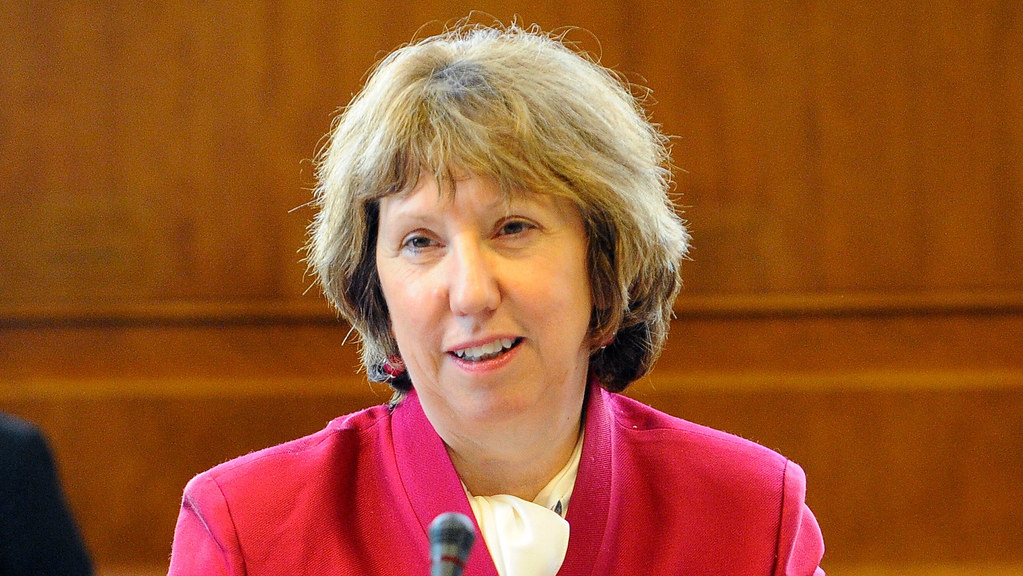 Catherine, Baroness Ashton
