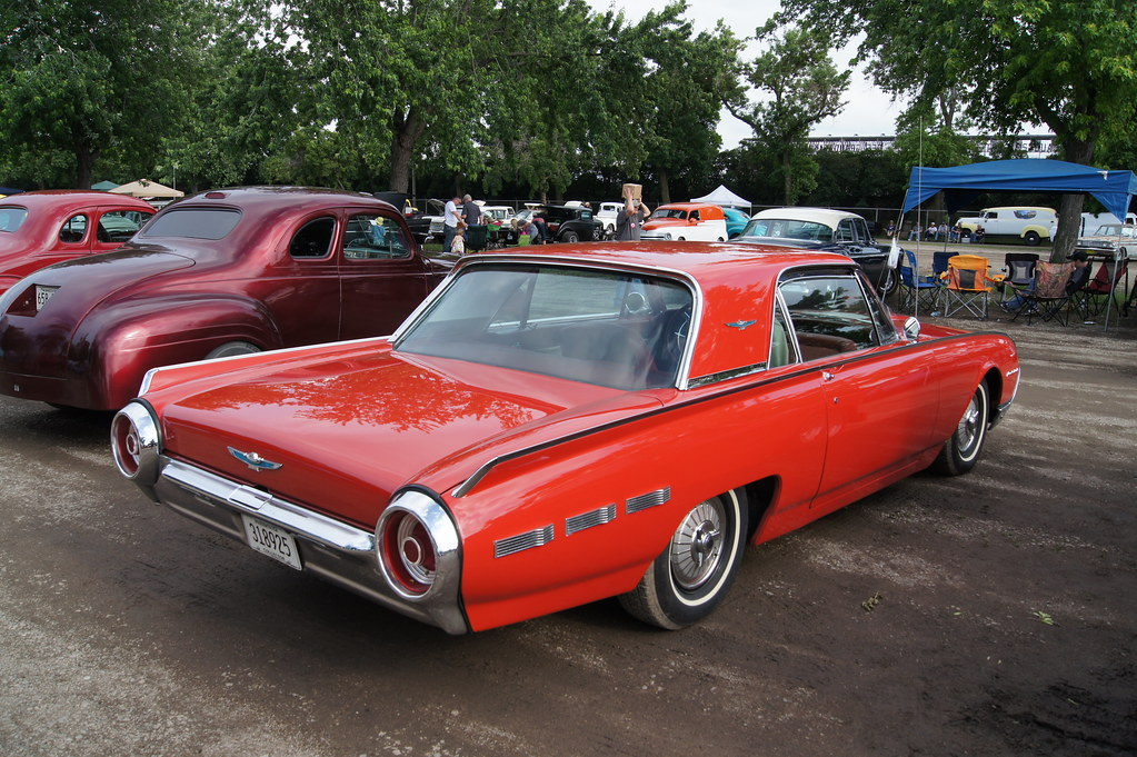 Image Result For Ford Thunderbird