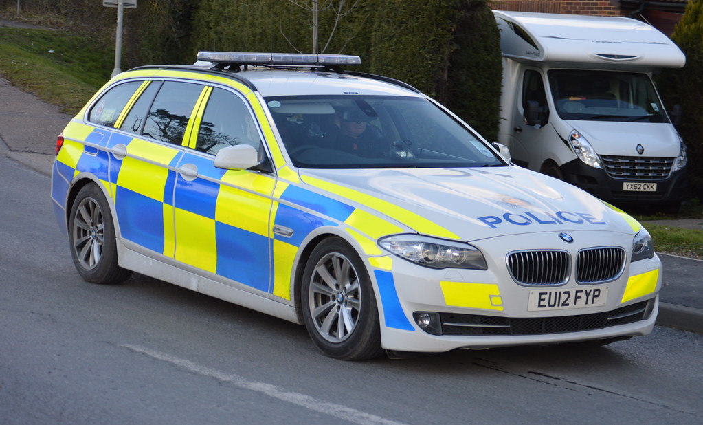 Ex Bmw Police Cars For Sale Uk