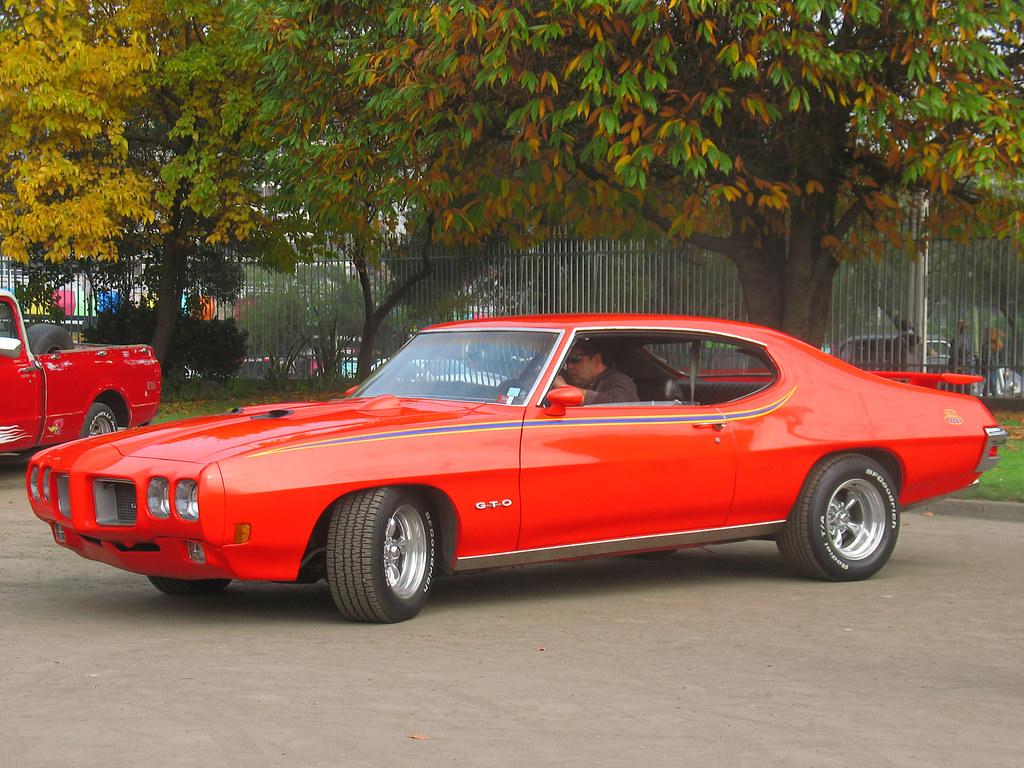 Pontiac Gto Project Car For Sale