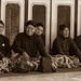 Courtiers of the Sultan Palace, Yogyakarta