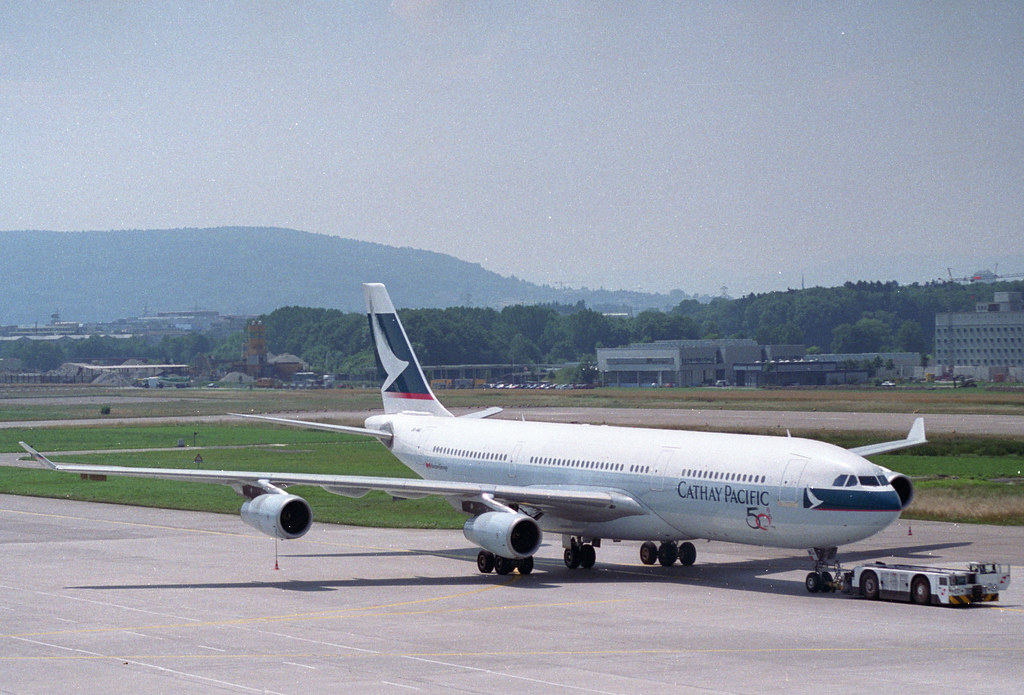 cathay pacific airlines essay Cathay pacific is the worlds third most profitable (by net profit) airline it is registered and based in hong kong, and currently employs about.