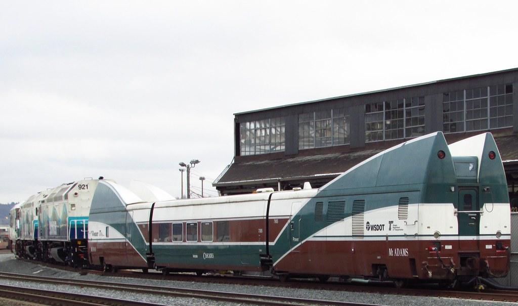 Spare Amtrak Cascades Talgo Cars Also Sound Transit